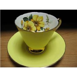 Old Royal Cup & Saucer #863228