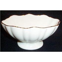 Lenox Gold Trimmed Mint Candy Dish #863679