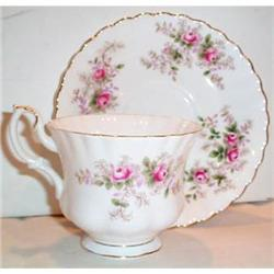 Royal Albert Lavender Rose Cup and Saucer #863702
