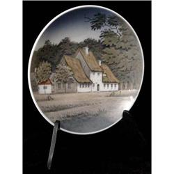Royal Copenhagen Wall Plate Peter Lieps Hus #863730