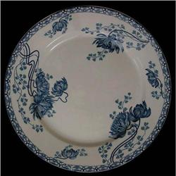 Sarreguemines Dinner Plate #863732