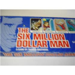 SIX MILLION DOLLAR MAN BOARD GAME #863740