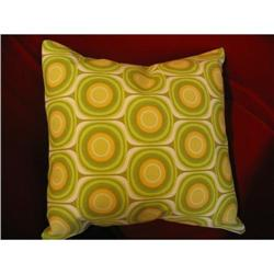 Lime Green Pop Pillow #863777