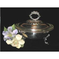 English Silver Mfg. Co. Chafing Dish #863929