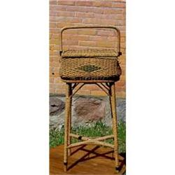 Early 1900's  Sewing Stand #878575