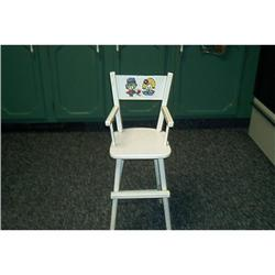 DOLL-CASS Toy Doll Chair #916343