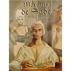 Marquis De Sade: Anthologie Illustree #917036