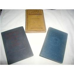 Early 1900 English Textbooks Collection #917095