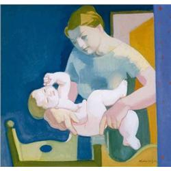 Jeno Medveczky (1902-1969) - Mother wit
