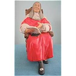 Royal Doulton The Judge Figurine HN#2443 #915762