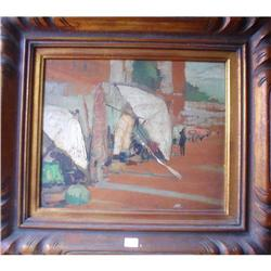 Giovanni Lentini Painting,  The fair  #893935
