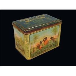 Thomas J. Lipton 3# Tea Tin