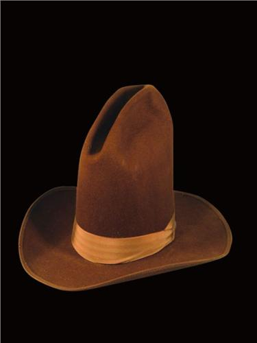 Haentze Hat Crafters Ten Gallon Hat 10 Gallon Cowboy Hat Front