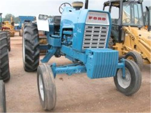 Ford 9600 Tractor : Ford farm tractor sn c