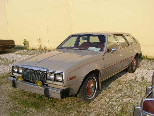 Image 2 1979 AMC CONCORD SW 6cylinder 4speed