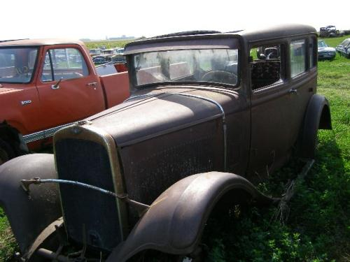 1929 dodge brothers 4 door sedan for 1929 dodge 4 door