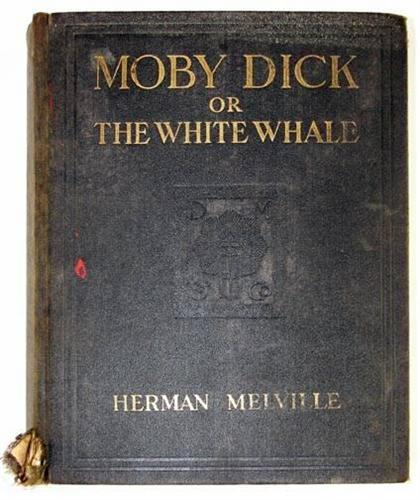 Moby dick location herman mellville