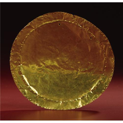 Gold And Silver Mining In Panama Mail: Costa Rica Or Panama Gold Circular Breastplate