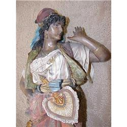 Johann Maresch Terracotta Sculpture  #1039828