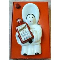 Cointreau NUN Decanter LIMOGES France MIB #1099343