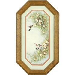 Print entitled ?Hummingbirds? by Margie Morrow #1082064