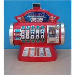 Jim Beam Decanter- Slot Machine #1083262