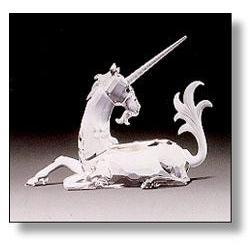 Swarovski Crystal  Unicorn  - 1996 Annual Piece#1110107