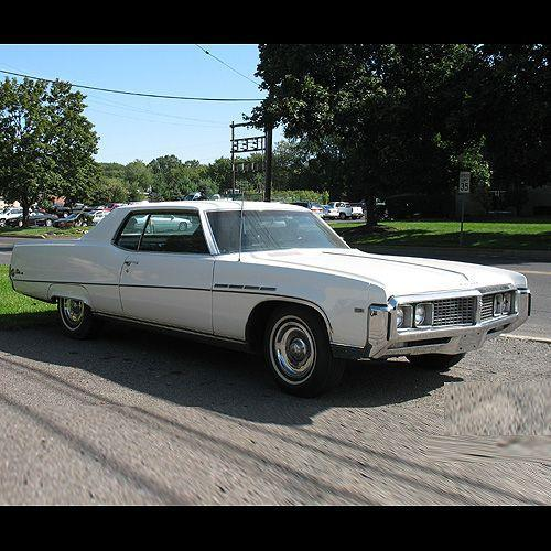 1969 Buick Electra 225 For Sale: 1969 Buick Electra 225 Coupe; 430 Cubic Inch