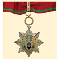 Medal - SYRIA - Order of Military Honour