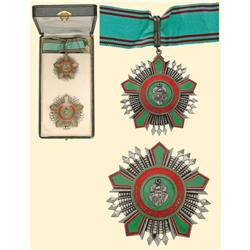 Medal - TUNISIA - ORDER OF THE REPUBLIC