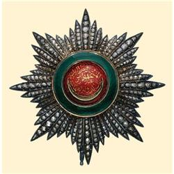 Medal - TURKEY - ORDER OF OSMANIA