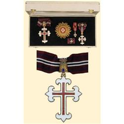 Medal - PORTUGAL - ORDER OF MILITARY MERIT