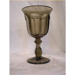 Old Williamsburg Water Goblets Imperial Glass #1167134