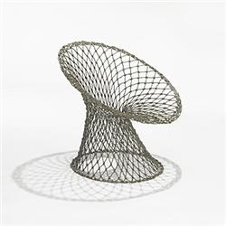 marcel wanders rare knotted chair droog. Black Bedroom Furniture Sets. Home Design Ideas