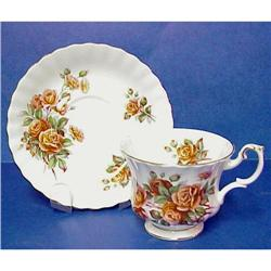 ROYAL ALBERT~Cup & Saucer*CENTENNIAL ROSE  #1248614