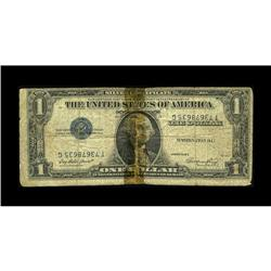 Fr. 1614 $1 1935E Silver Certificate. Good.The third pr 