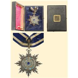 Medal - CHINA - ORDER OF THE DOUBLE DRAGON