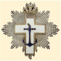 Medal - SPAIN - ORDER OF THE NAVAL MERIT