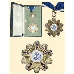 Medal - SUDAN - ORDER OF THE 2 NILES