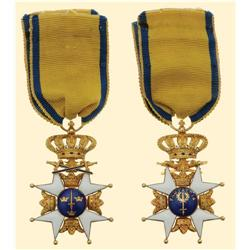 Medal - SWEDEN - ORDER OF THE SWORD