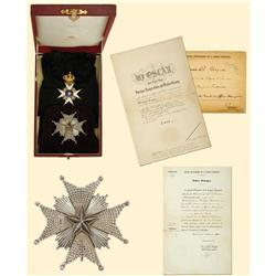Medal - SWEDEN - ORDER OF THE NORTHERN STAR