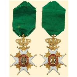 Medal - SWEDEN - ORDER OF VASA