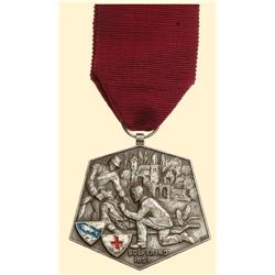 Medal - SWITZERLAND - BATTLE OF SOLFERINO