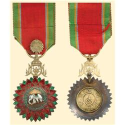 Medal - THAILAND - ORDER OF THE WHITE ELEPHANT
