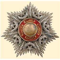 Medal - TURKEY - ORDER OF MEDJIDJE