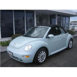2004 vw new beetle conv 12305mi for Autosweet housse