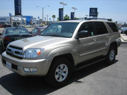 2005 toyota 4runner suv 11407mi for Autosweet housse