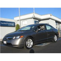 2006 honda civic sdn 4 door car 16725 m for Autosweet housse