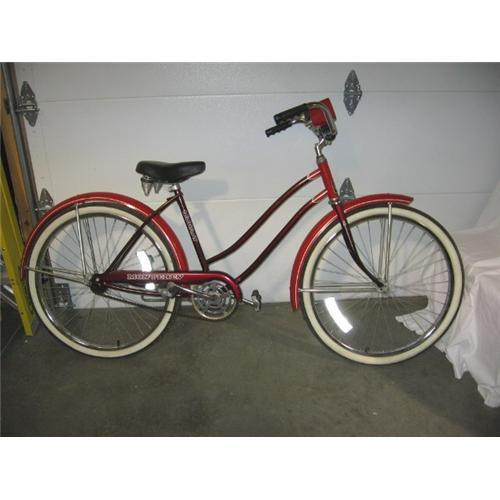 Vintage Murray Monterey Girls Bicycle Really 1286053