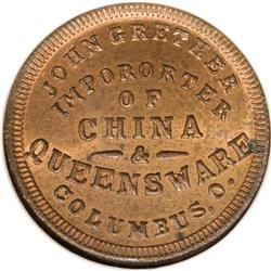 1863 John Grether, Importer, Fuld-OH-200A-6a, R.9, Colu